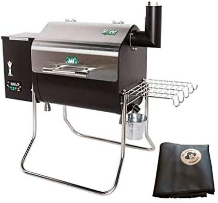 2020 Green Mountain Grills Davy Crockett Grill