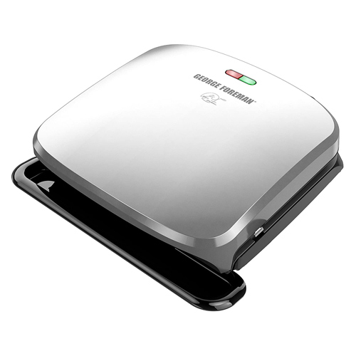 Four Serving Removable Plate Grill from George Foreman
