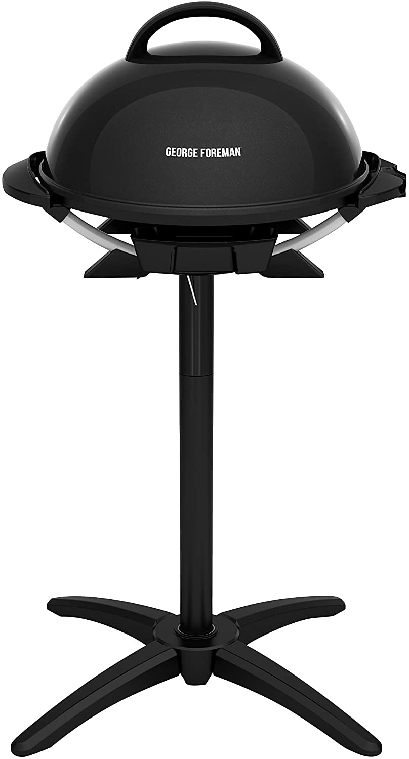 George Foreman Indoor-Outdoor Electric Grill
