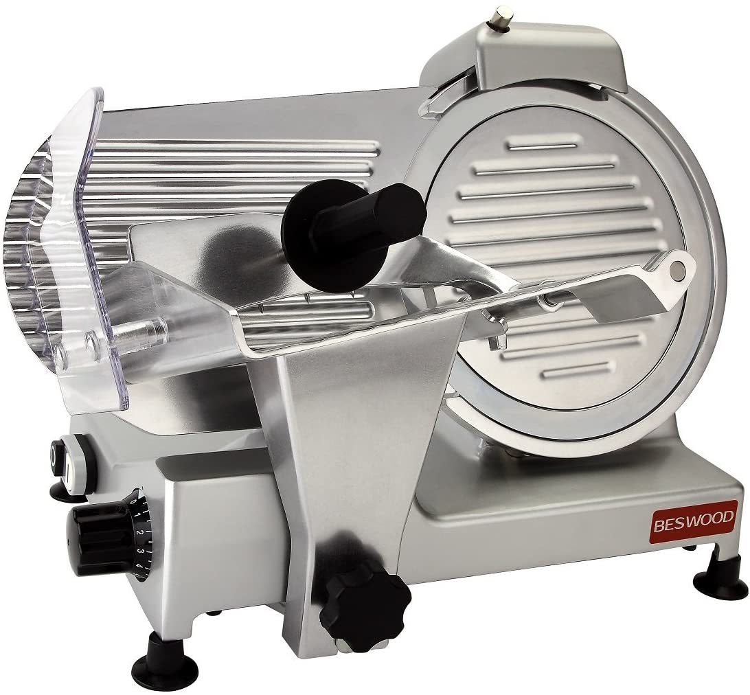 BESWOOD-10-inch-Premium-Chromium-plated-Electric-Food-Slicer